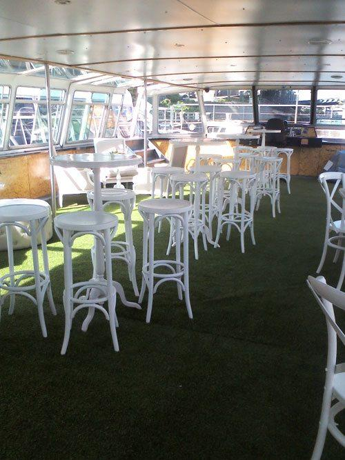 Melbourne Cup theme - boat (after)